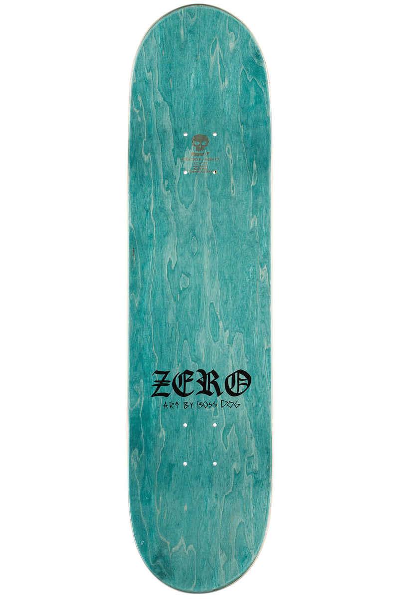 """Zero James Boss Dog Series 8"""" Deck (natural)"""