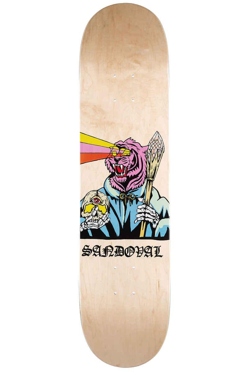 "Zero Sandoval Boss Dog Series 8.125"" Deck (natural)"