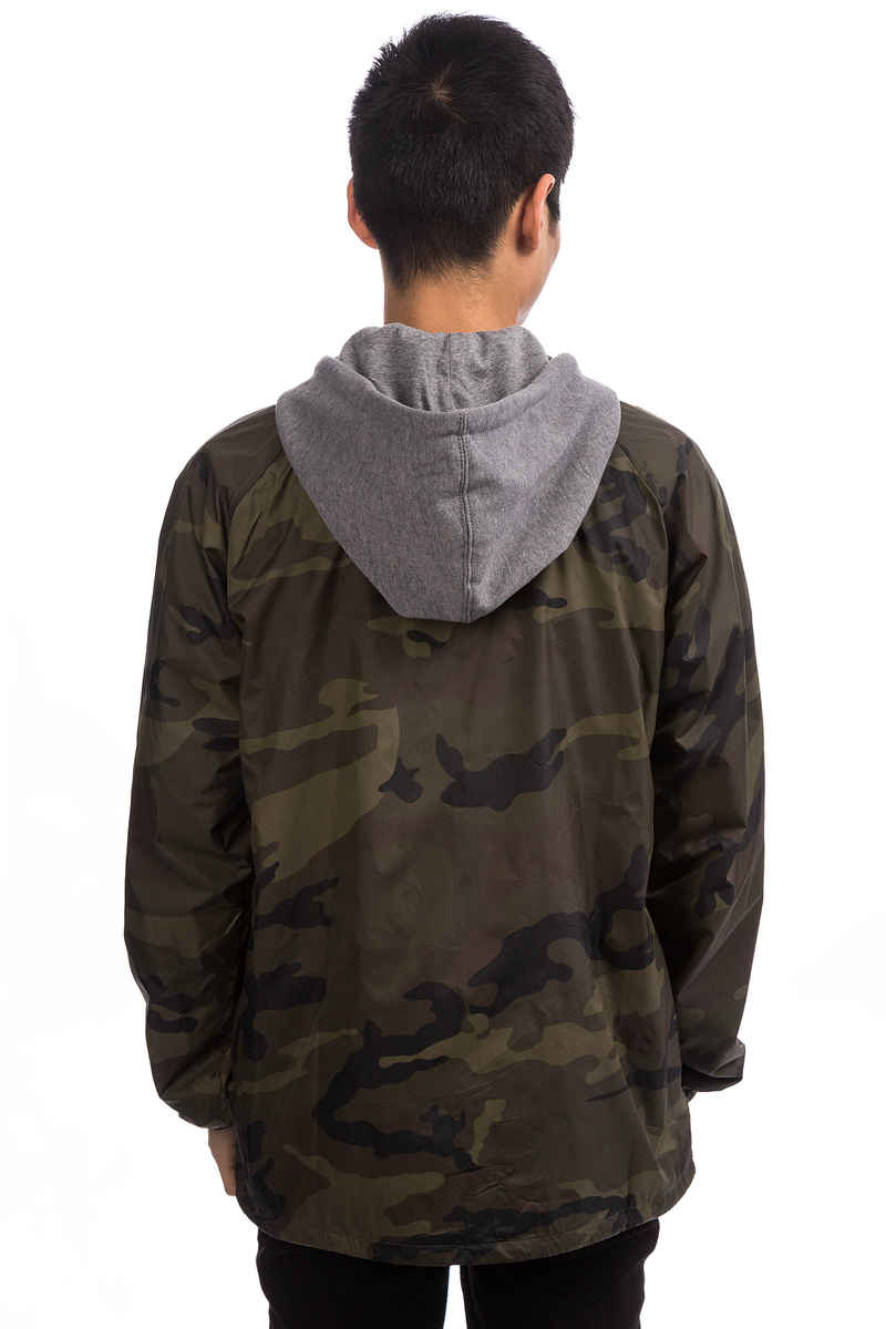 Spitfire Covert Hooded Coach Giacca