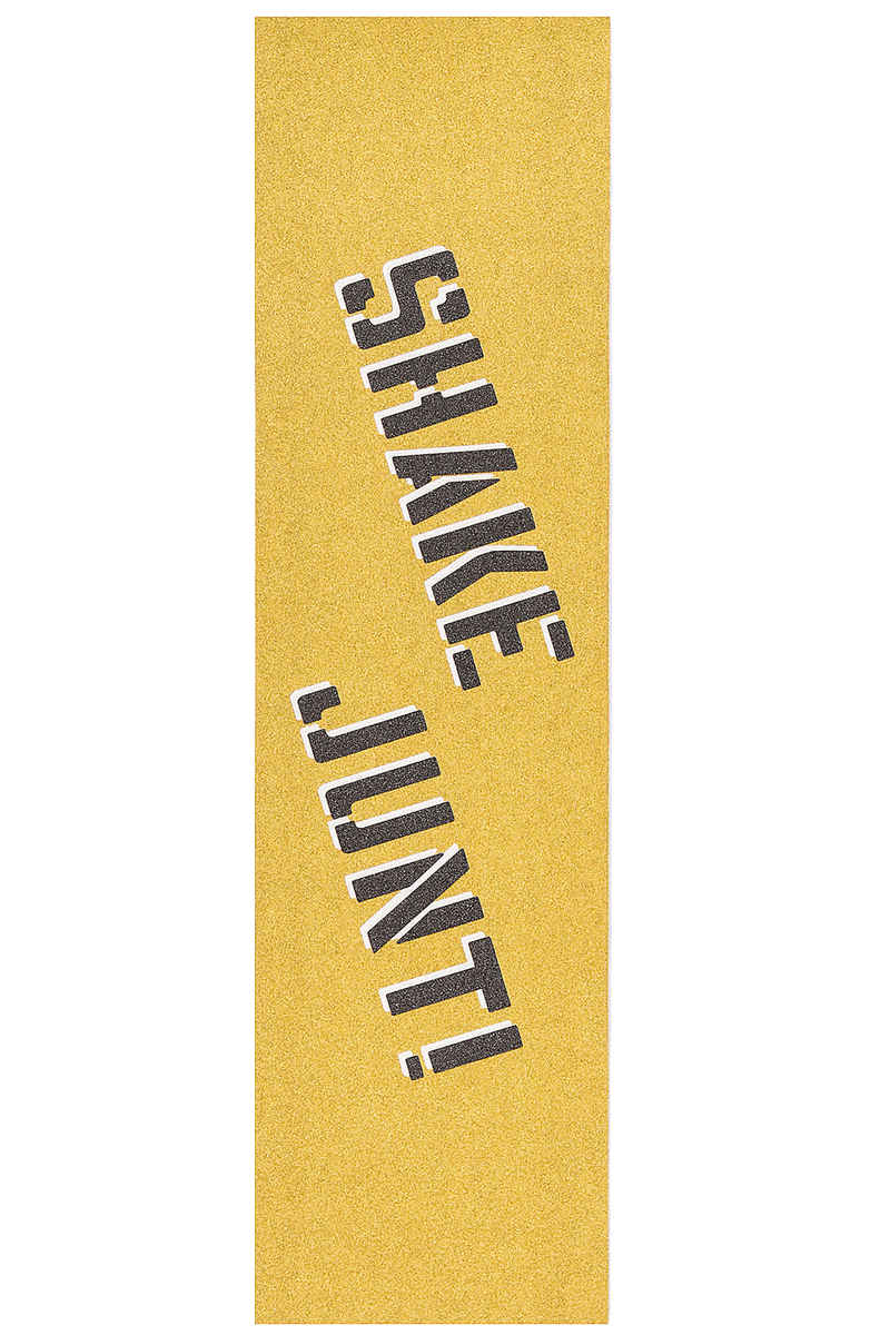 Shake Junt Sprayed Griptape (gold black)
