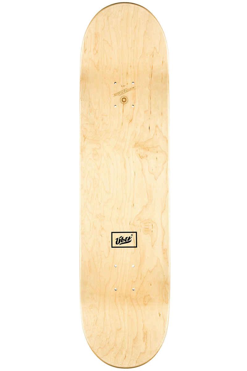 "Über Skateboards Stoned U 8.25"" Deck (ice)"