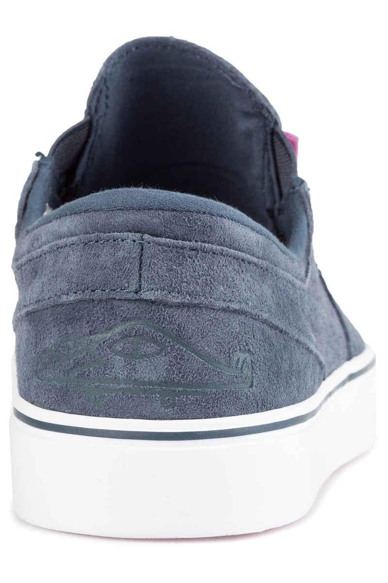 Nike SB x Poler Zoom Stefan Janoski Slip QS Schuh (thunder blue)