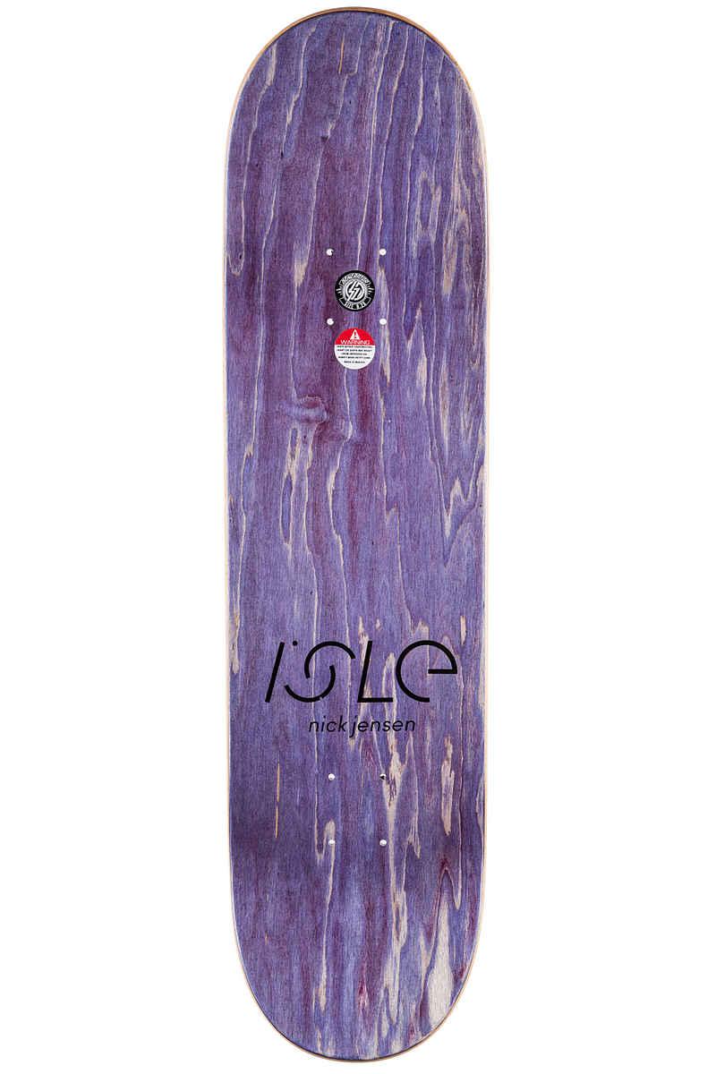 "Isle Skateboards Jensen Triadic 8.25"" Tavola"