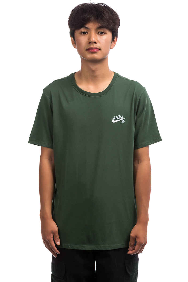 5f2e068cd Nike SB Dry DFC Camiseta (midnight green royal tint) comprar en ...