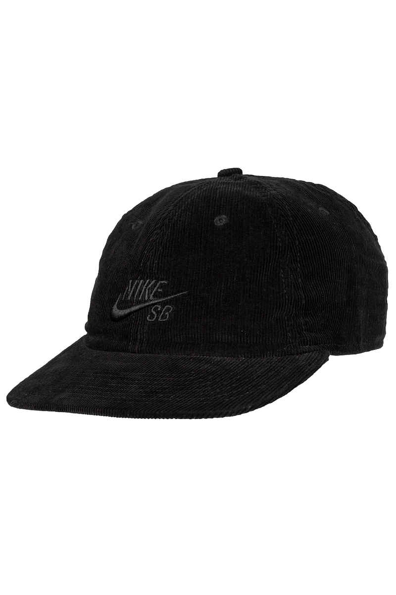 e5b5288d51e ... where can i buy nike sb heritage86 strapback cap black black 04c98 1fd55