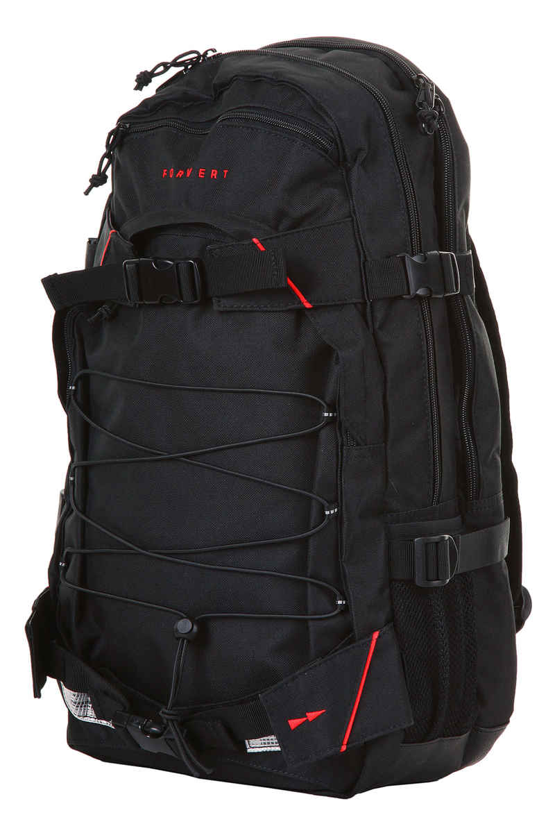 Forvert Laptop Louis Mochila 27L (black)