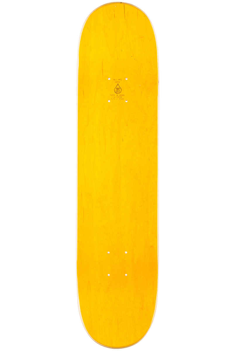"Jart Skateboards Classic 7.75"" Planche Skate (orange)"