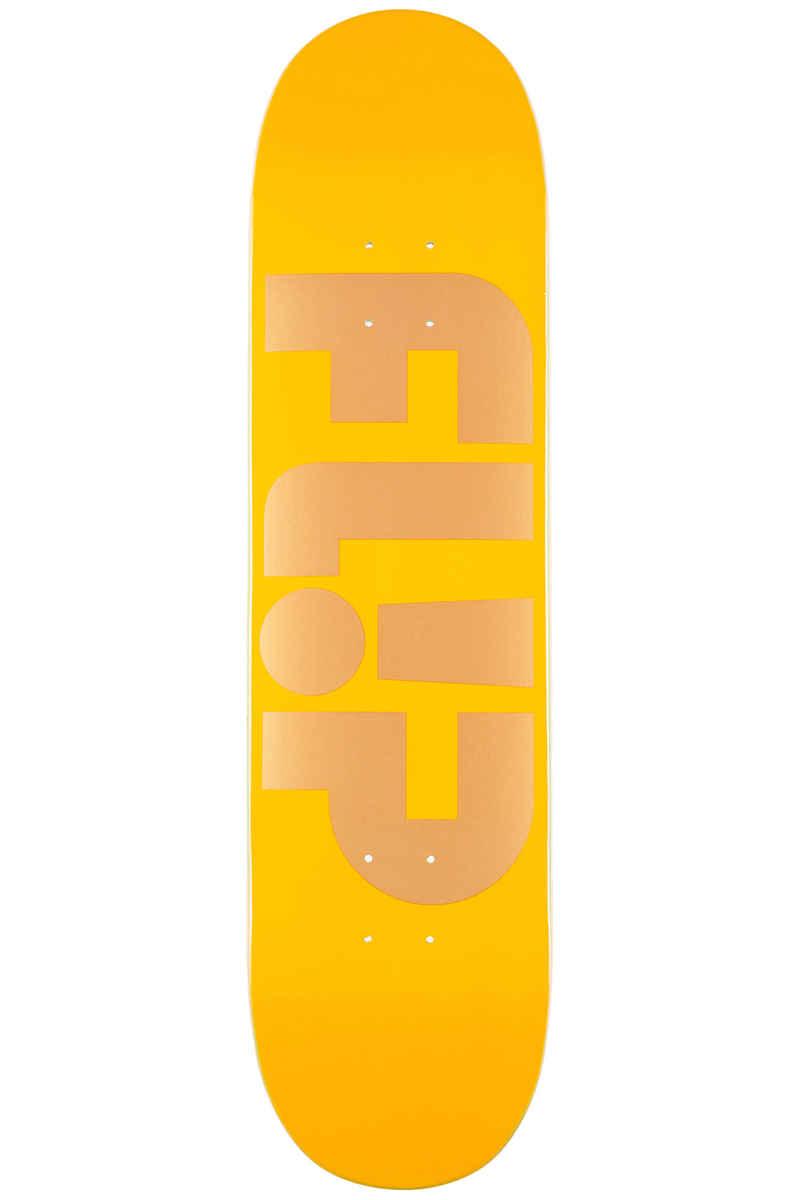 "Flip Team Odyssey Forged 8.13"" Deck (yellow)"