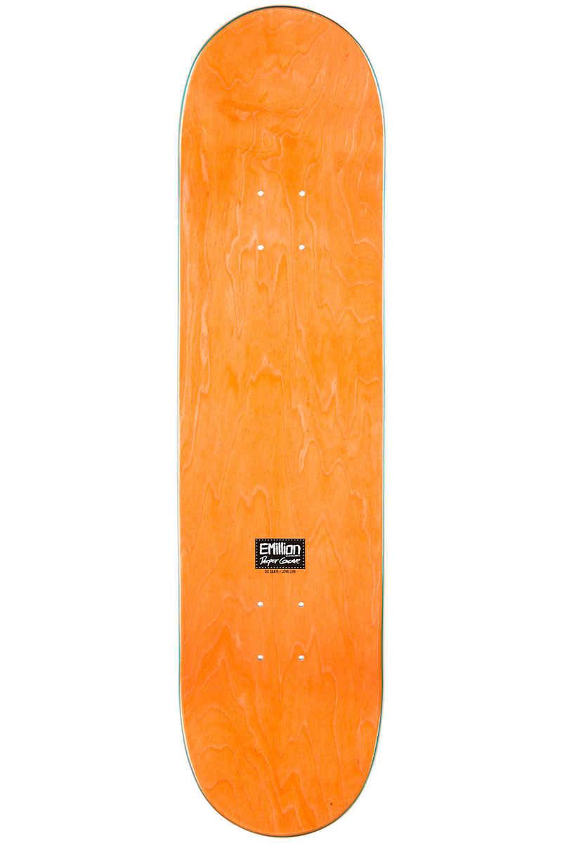 "EMillion Ain't No Mountain High Enough 8.125"" Planche Skate (blue)"