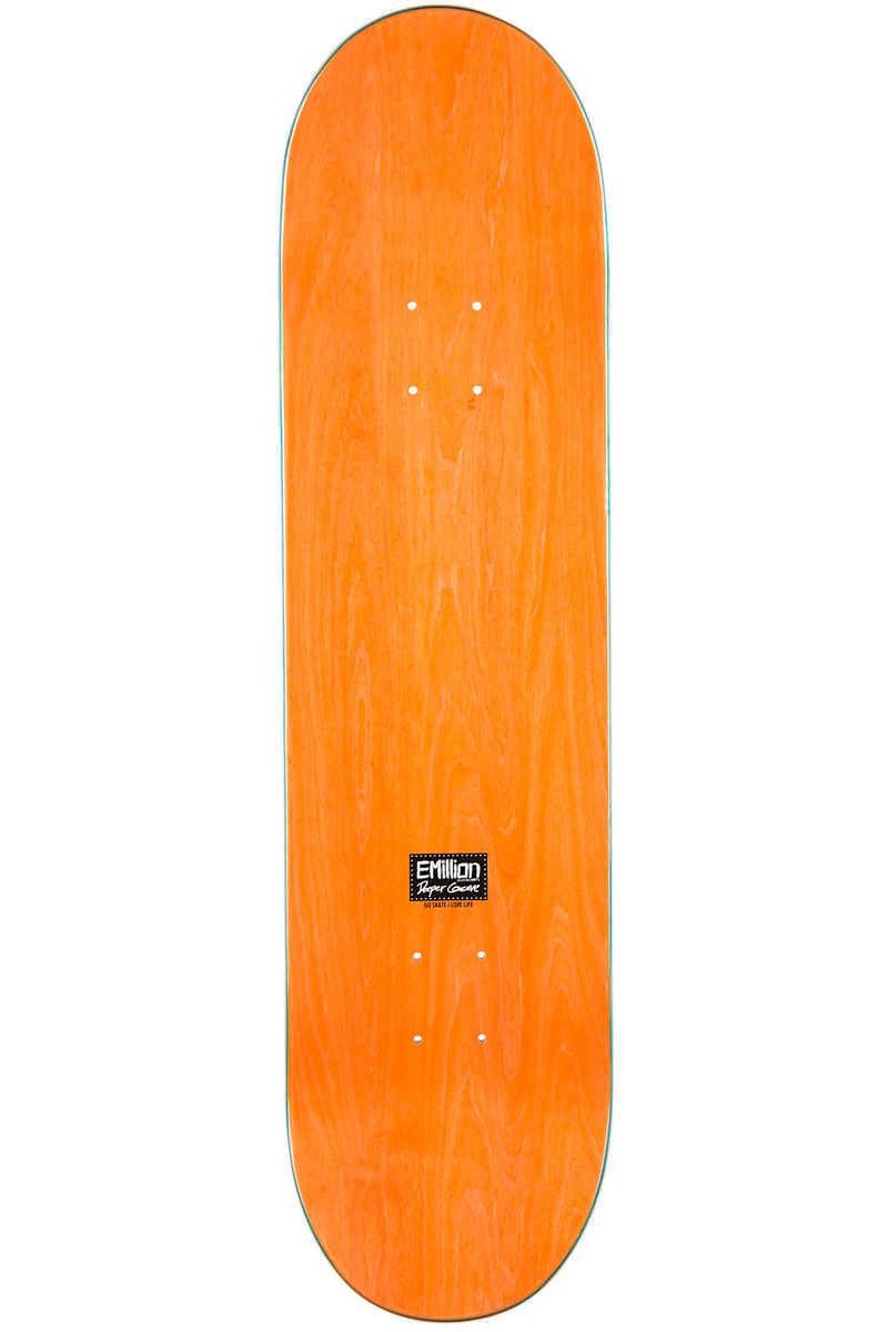 "EMillion Ain't No Mountain High Enough 8.25"" Planche Skate (orange)"