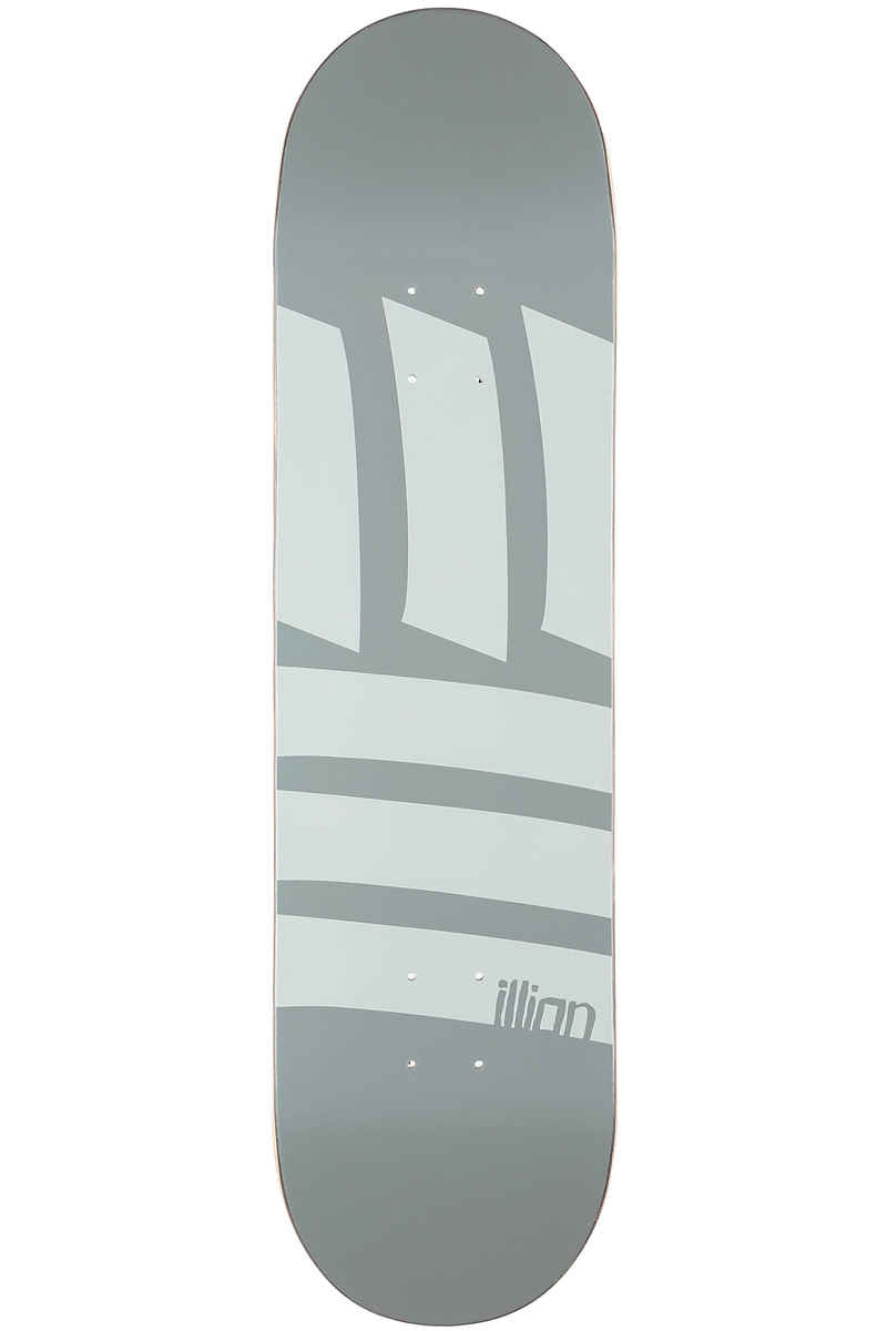 "EMillion EMboss 8.25"" Deck (grey)"