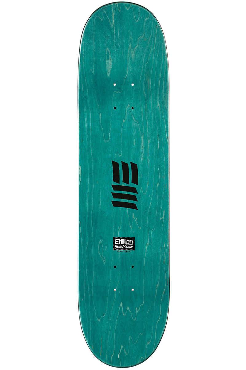 """EMillion EMboss 8.375"""" Planche Skate (black)"""
