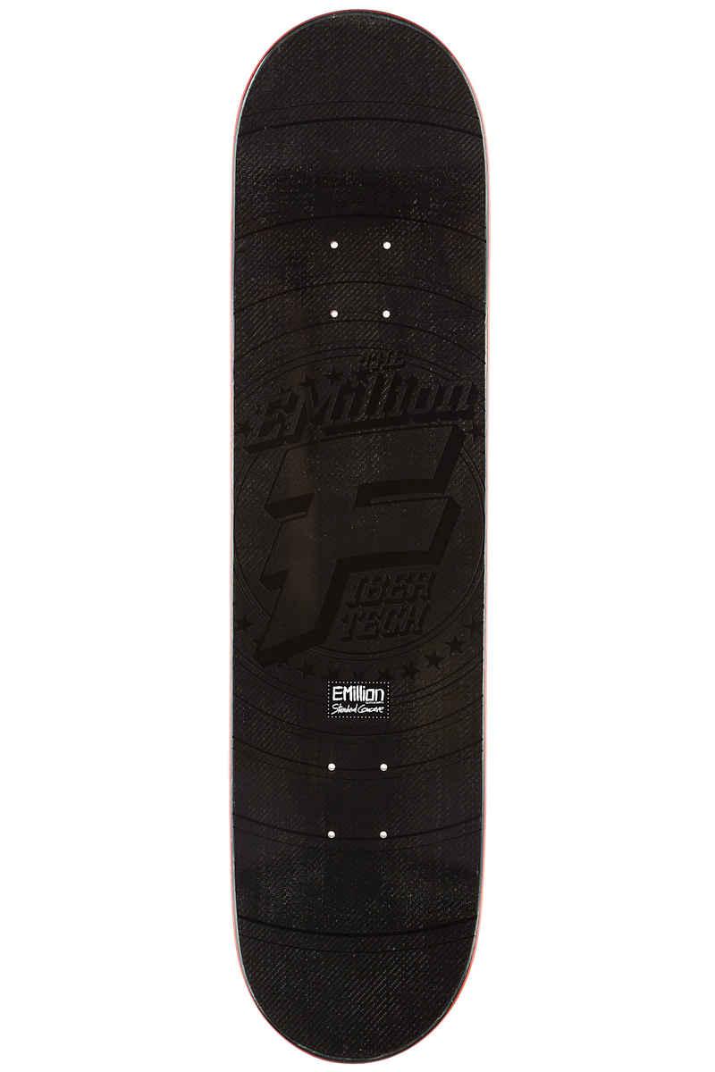 "EMillion Burst Fibertech 8"" Planche Skate (multi)"