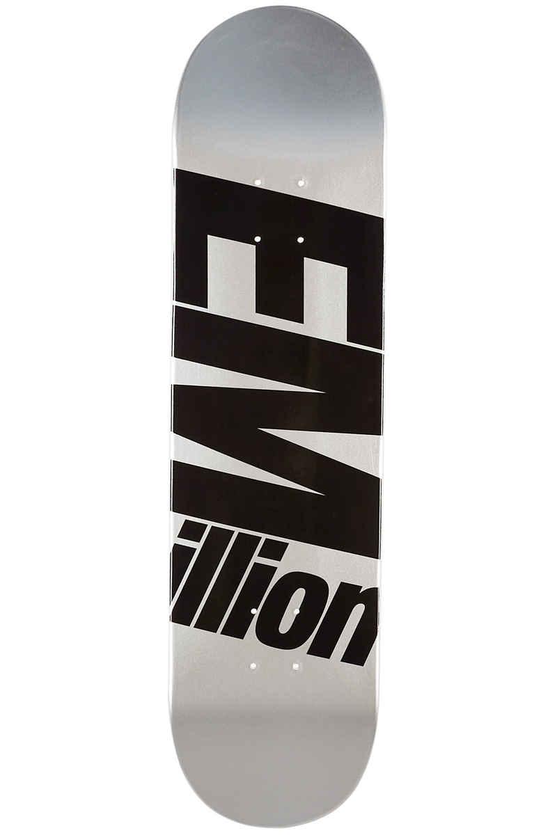 "EMillion Full Metal Dipped 8.125"" Planche Skate (grey)"