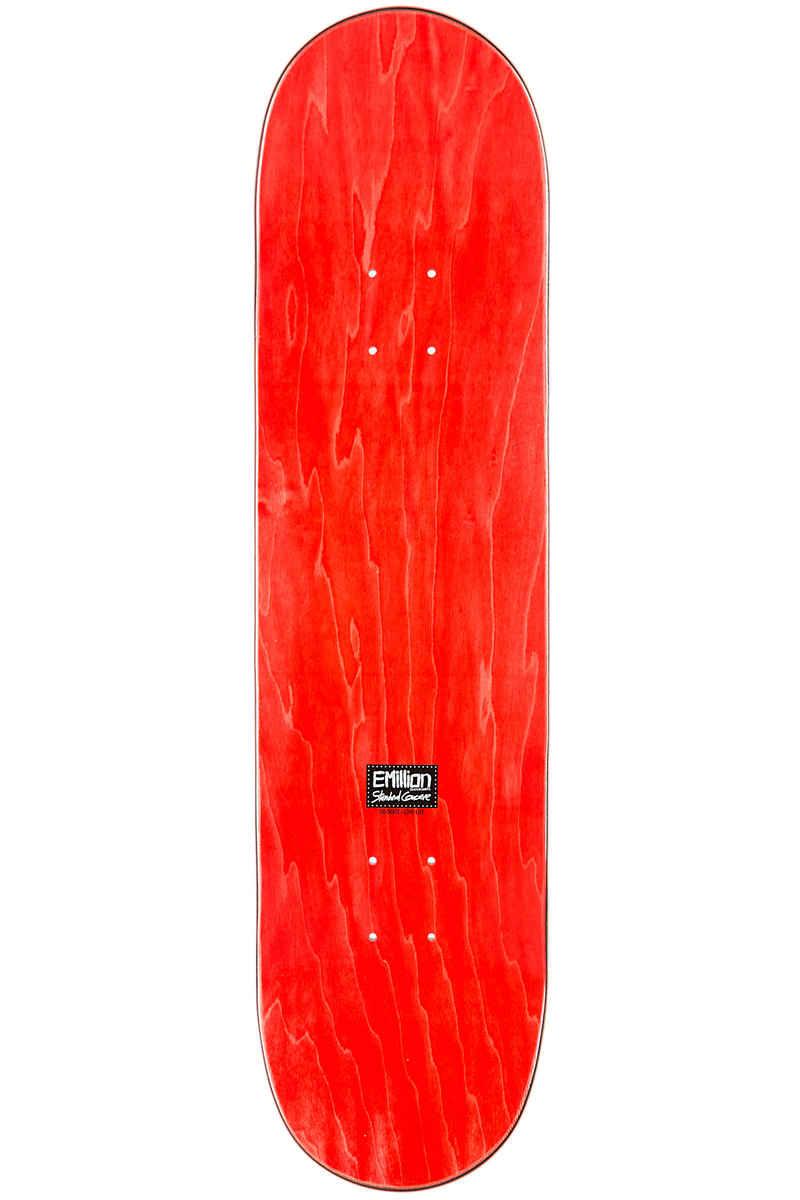 "EMillion Dillinger Pro 8.125"" Planche Skate (black)"