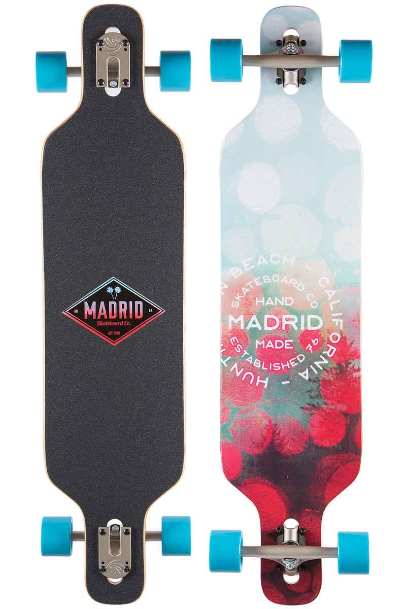 "Madrid Trance DT - Logs 40"" (101,6cm) Komplett-Longboard"