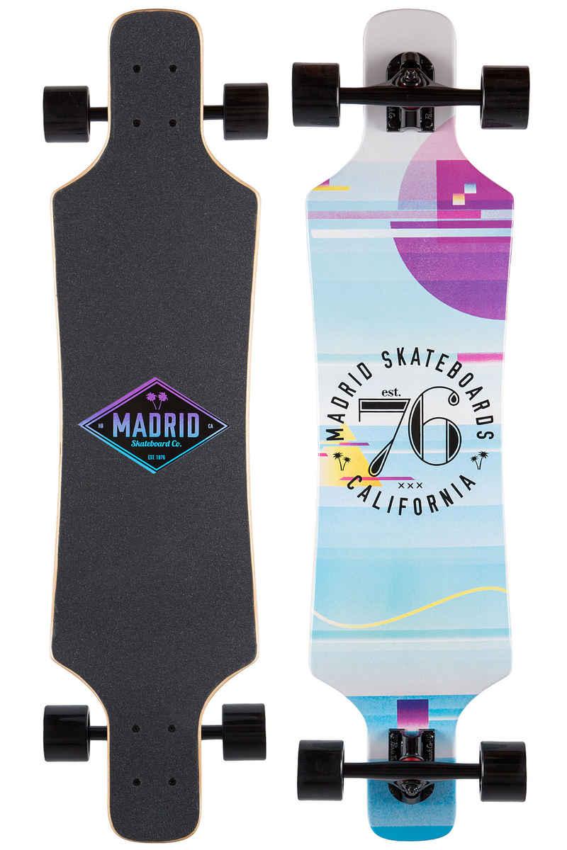 "Madrid Spade TM - Glitch 39.5"" (100,3cm) Complete-Longboard"