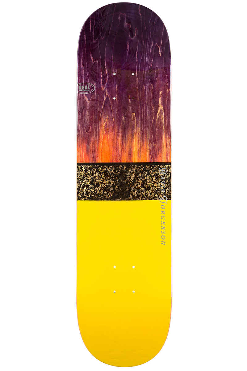 """Real Torgerson Roses#2 8.25"""" Deck"""