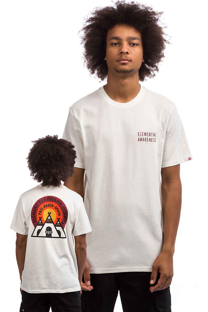 Element EA Spain T-Shirt (bone white)