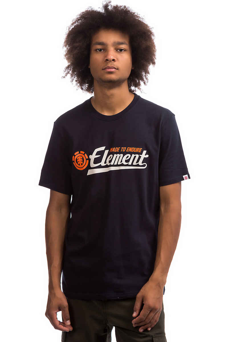 Element Signature T-Shirt (eclipse navy)