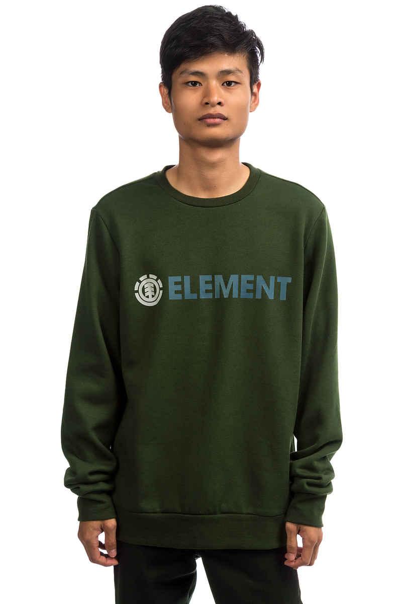 Element Blazin Sweatshirt (olive drab)