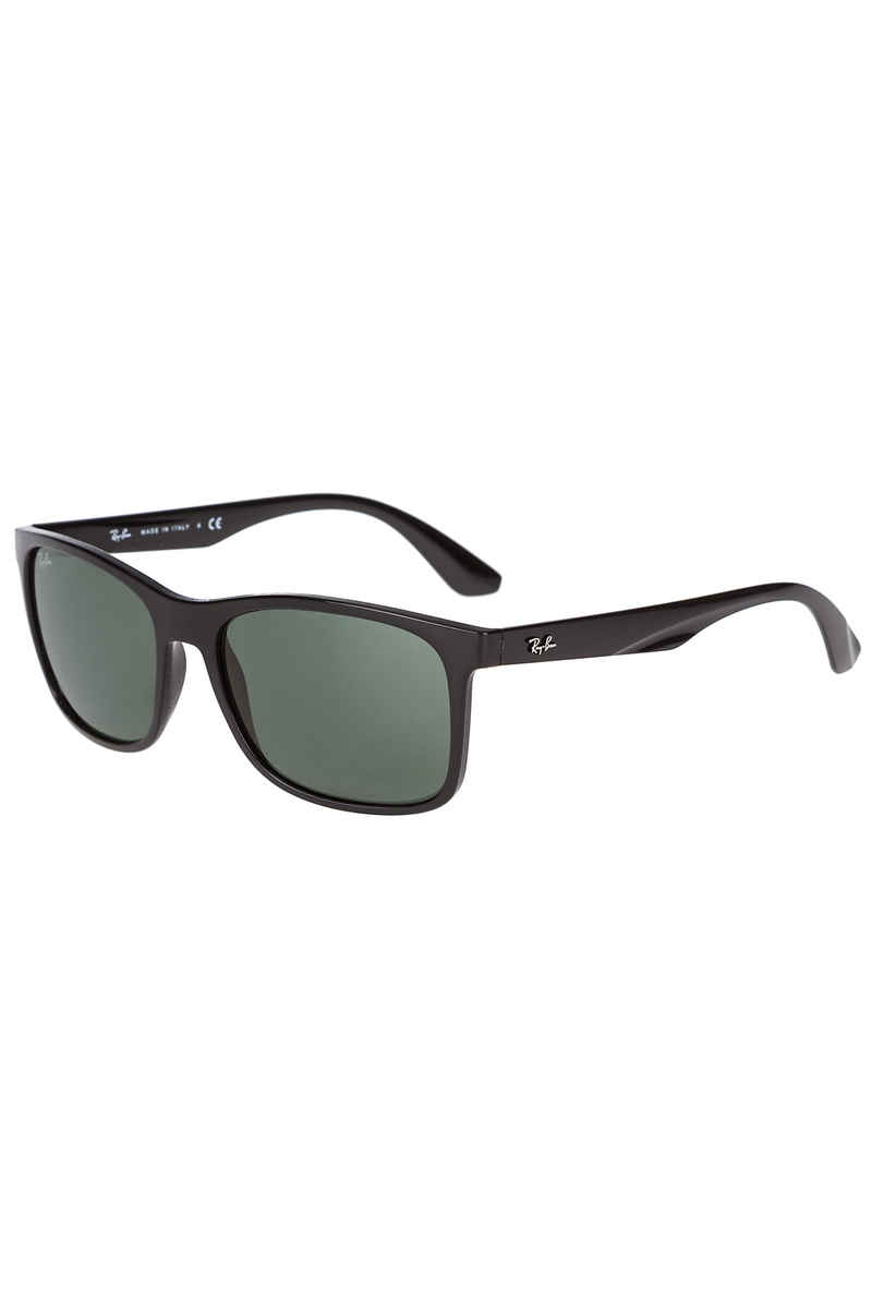 Ray-Ban RB 4232 Sonnenbrille 57mm (black grey green)