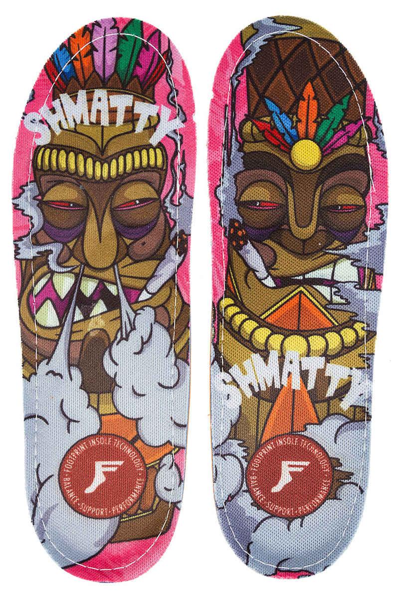 Footprint Shmatty King Foam Orthotics Semelle (multi)