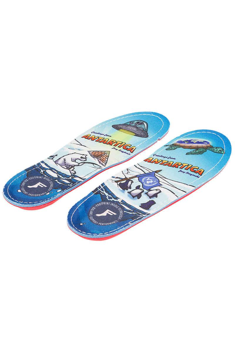 Footprint Brezinski Antartica Gamechangers Semelle (multi)