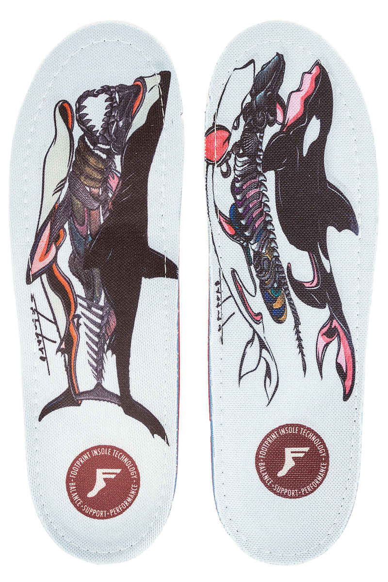 Footprint Shintaro Gamechangers Zolen (white)