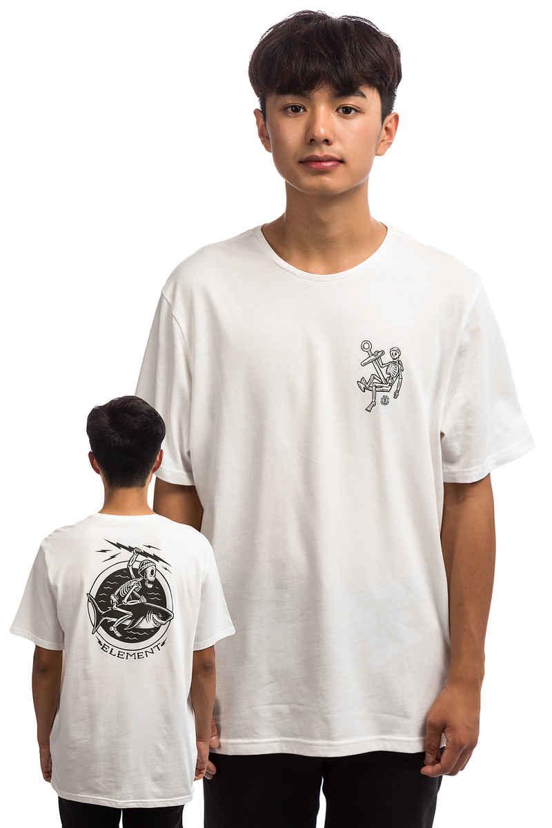 Element Rodeo T-Shirt (bone white)