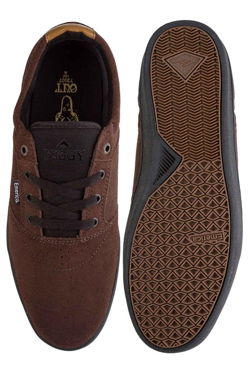 Emerica Figgy Dose Schuh (brown black)