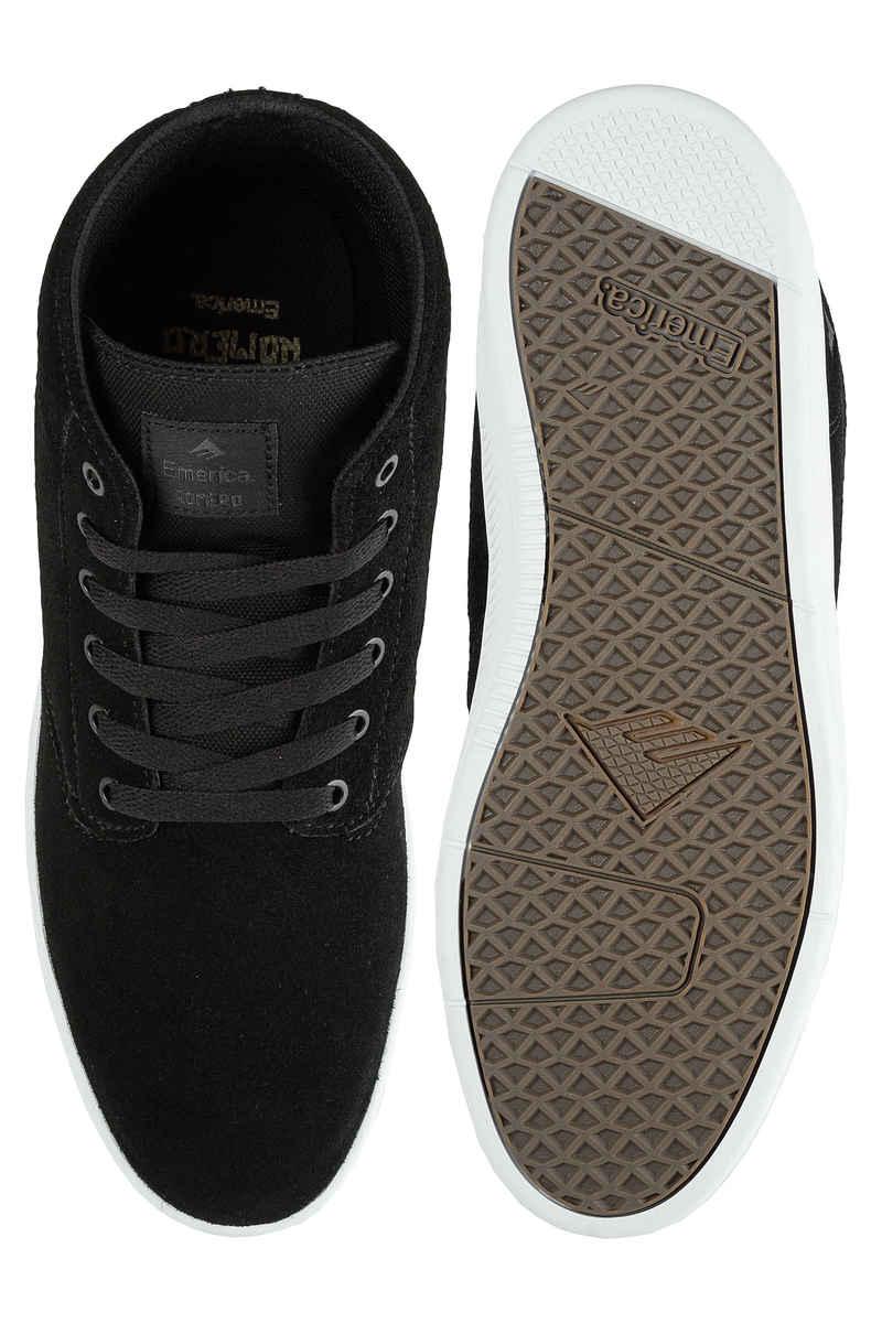 Emerica Romero Laced High Schuh (black white)