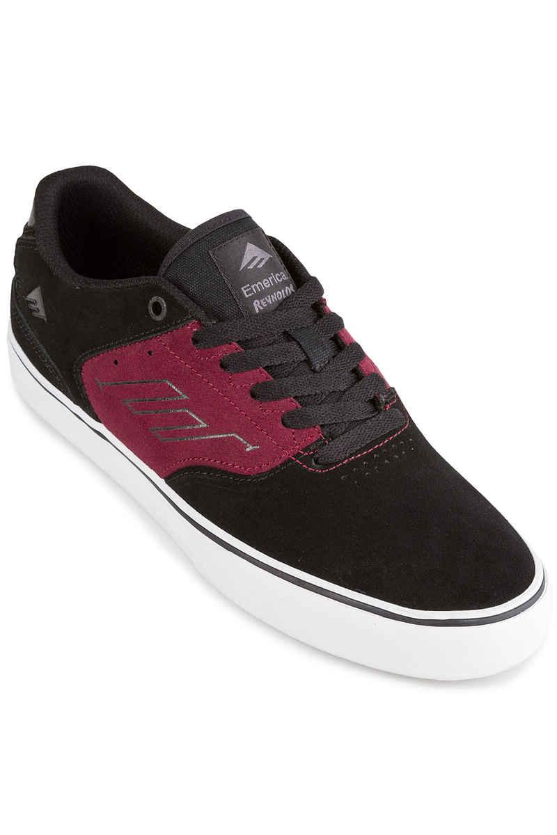 Emerica The Reynolds Low Vulc Schuh (black berry)