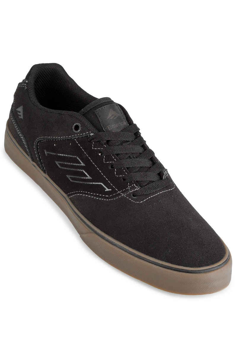 Emerica The Reynolds Low Vulc Chaussure (dark grey black gum)