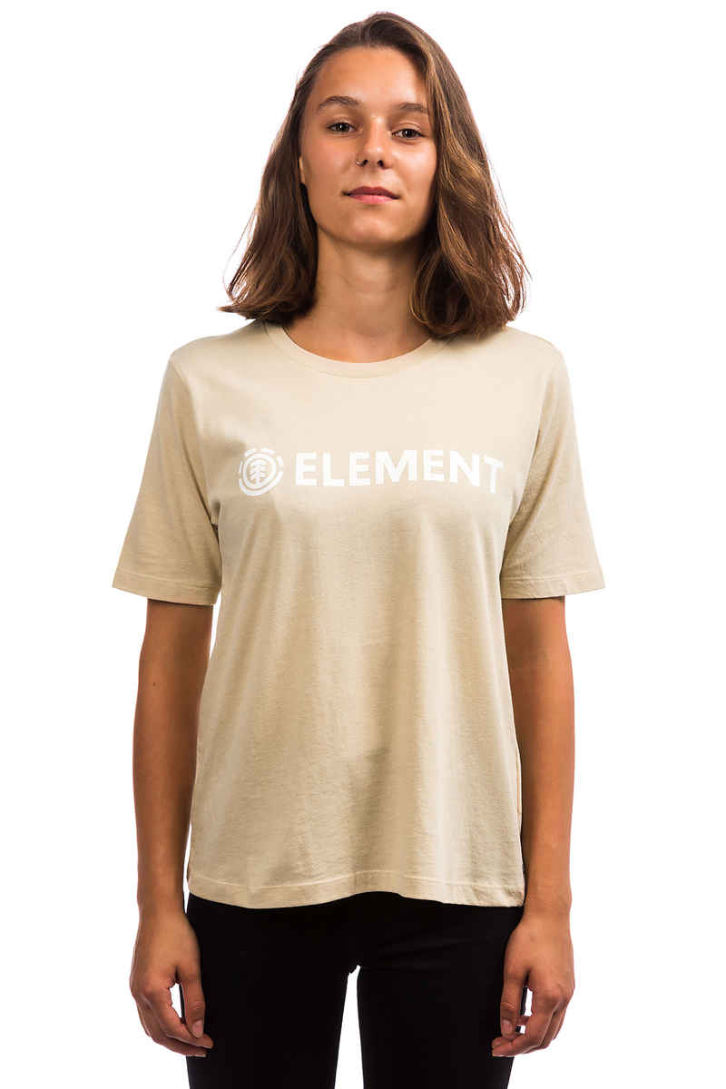 Element Logo Camiseta women (blush)