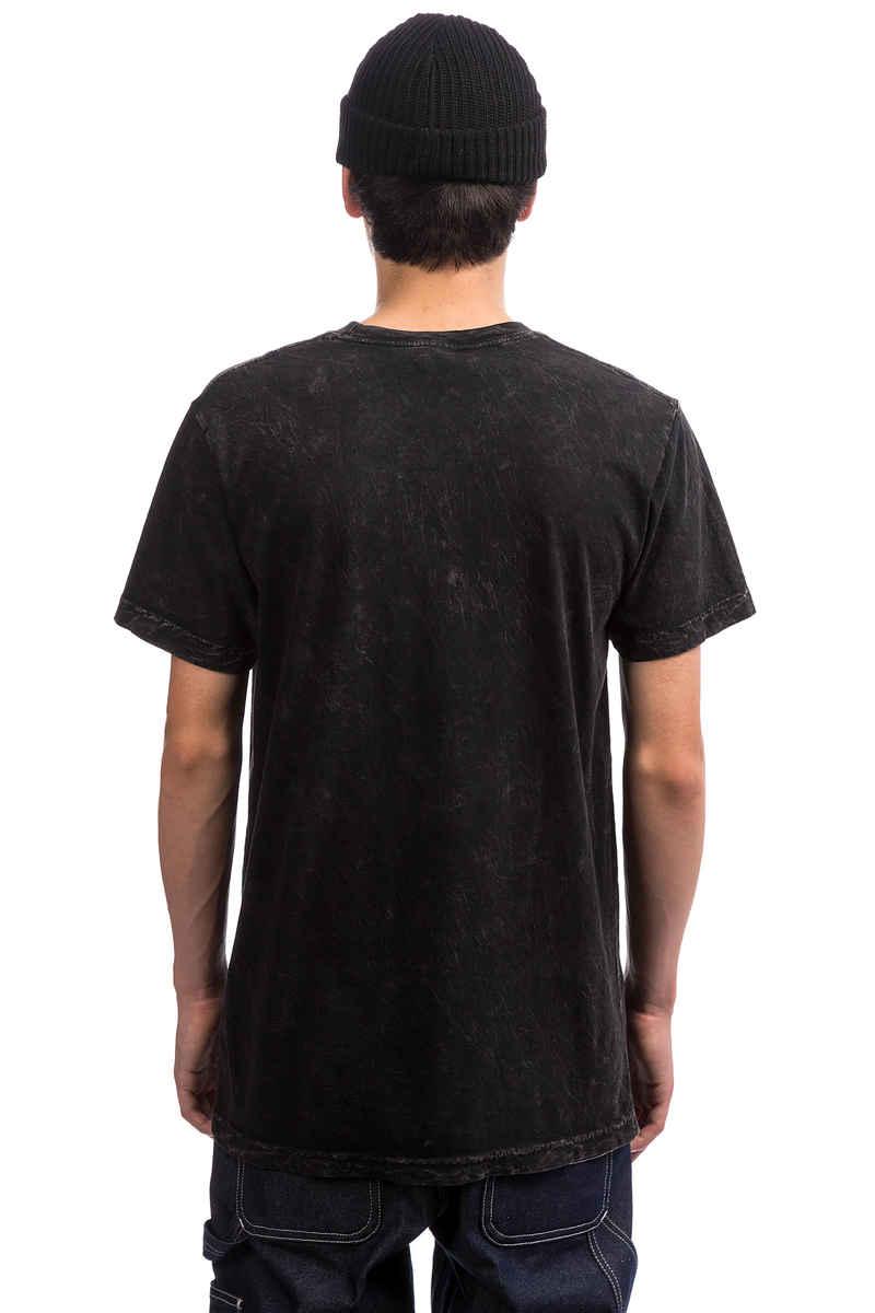 RIPNDIP Triplet T-Shirt (black mineral wash)