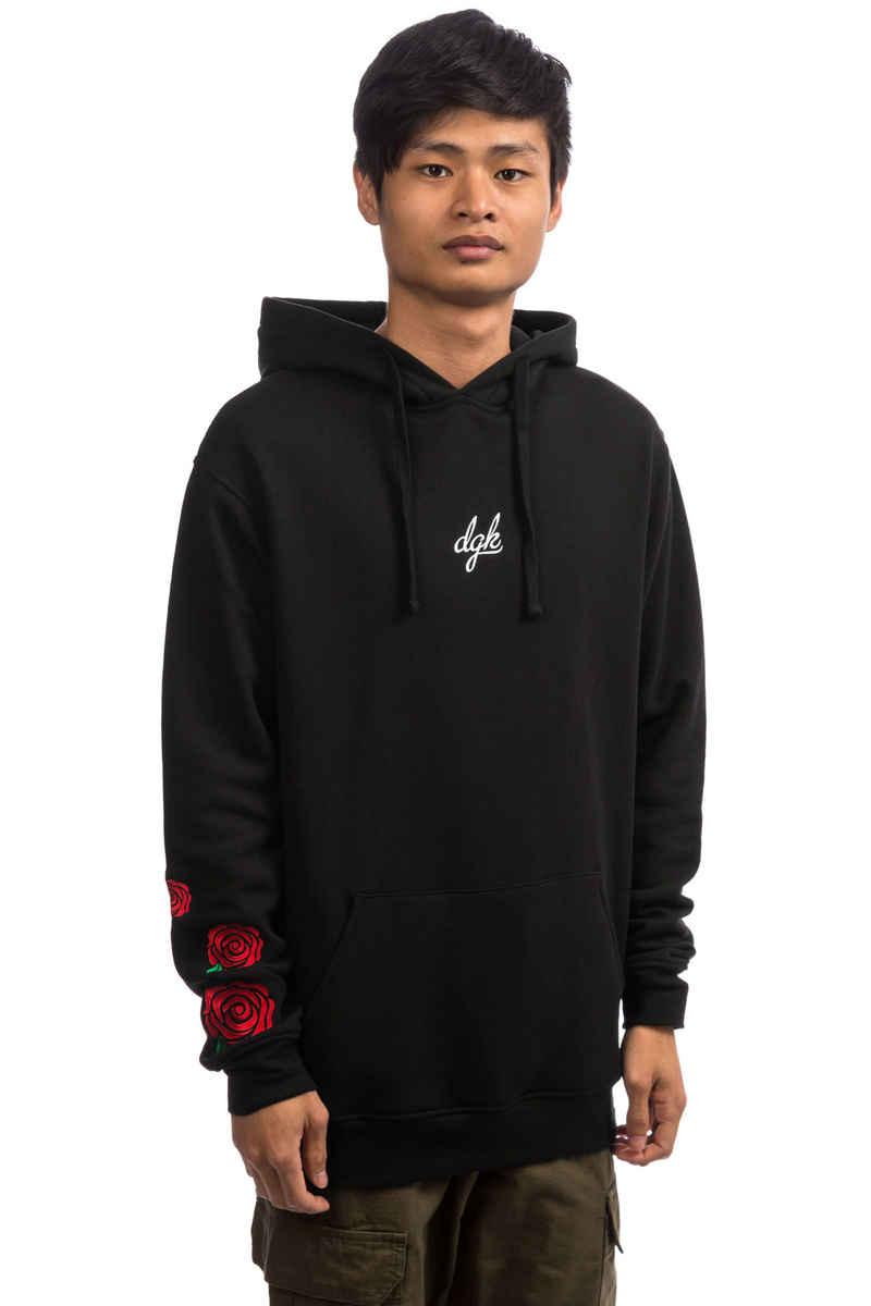 DGK Skateboards Rose Bush Hoodie (black)