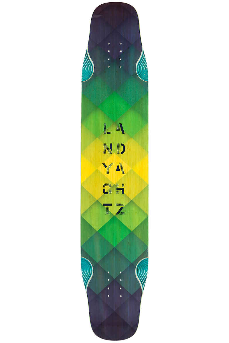 "Landyachtz Bamboo Stratus - Standard Flex 45.5"" (115,6cm) Longboard Deck"
