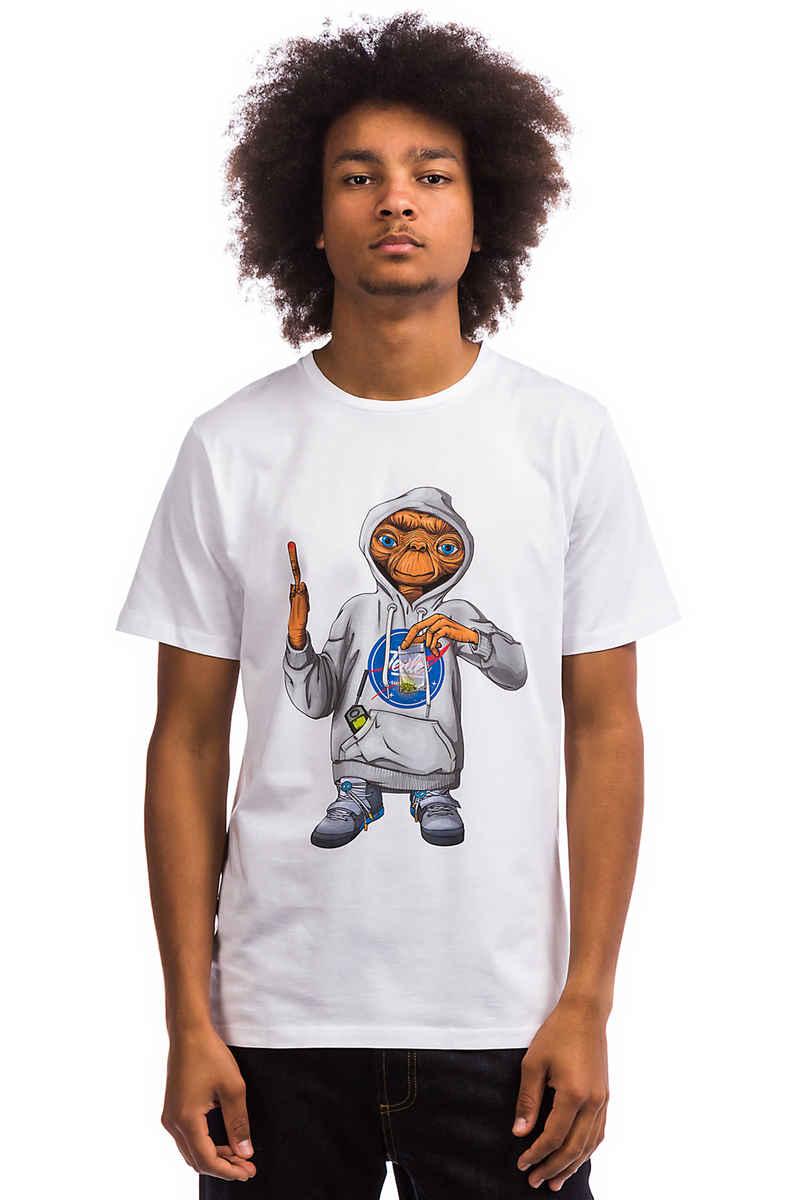 Tealer ET Telephone Leurdea T-Shirt (white)