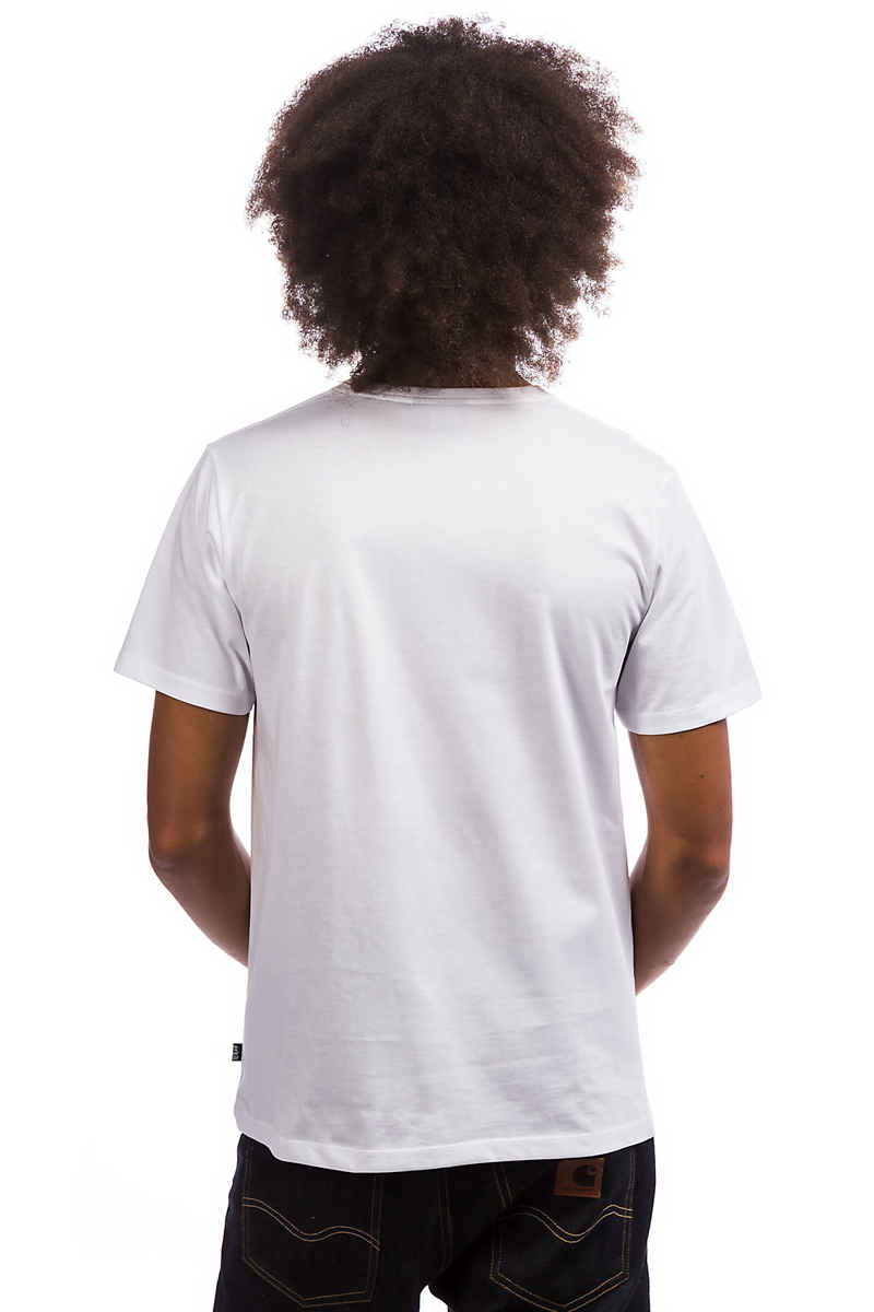 Tealer Kushy Rick T-Shirt (white)
