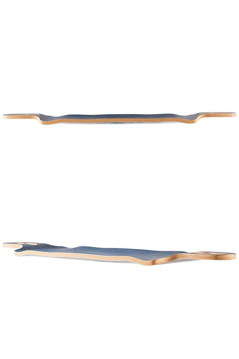 "Rayne Demonseed - Wave Camo 39"" (99cm) Longboard Deck"
