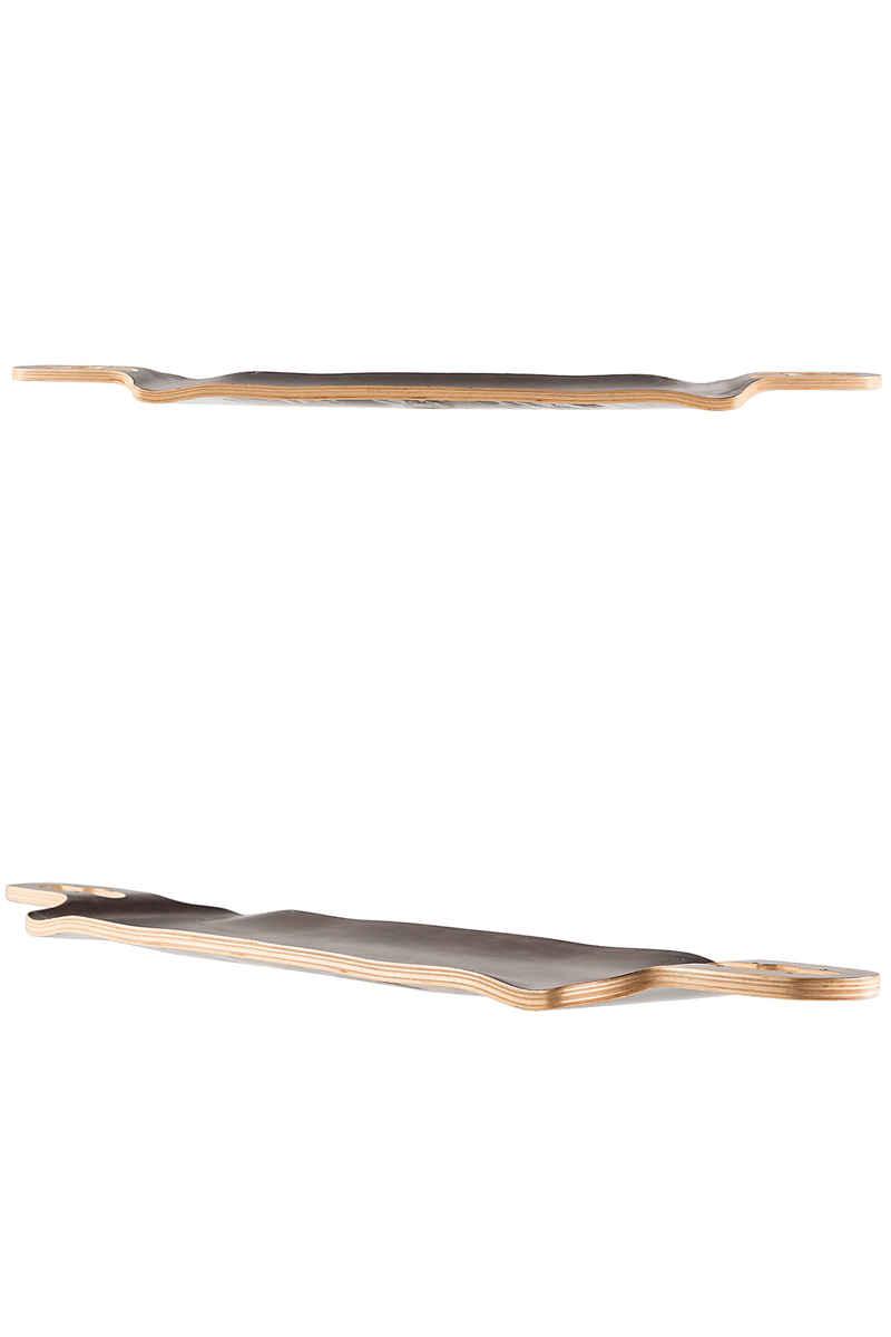 "Rayne Demonseed - Wave Camo 42"" (106,7cm) Longboard Deck"