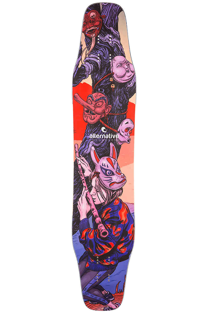 "alternative Egret 43.3"" (110cm) Longboard Deck"