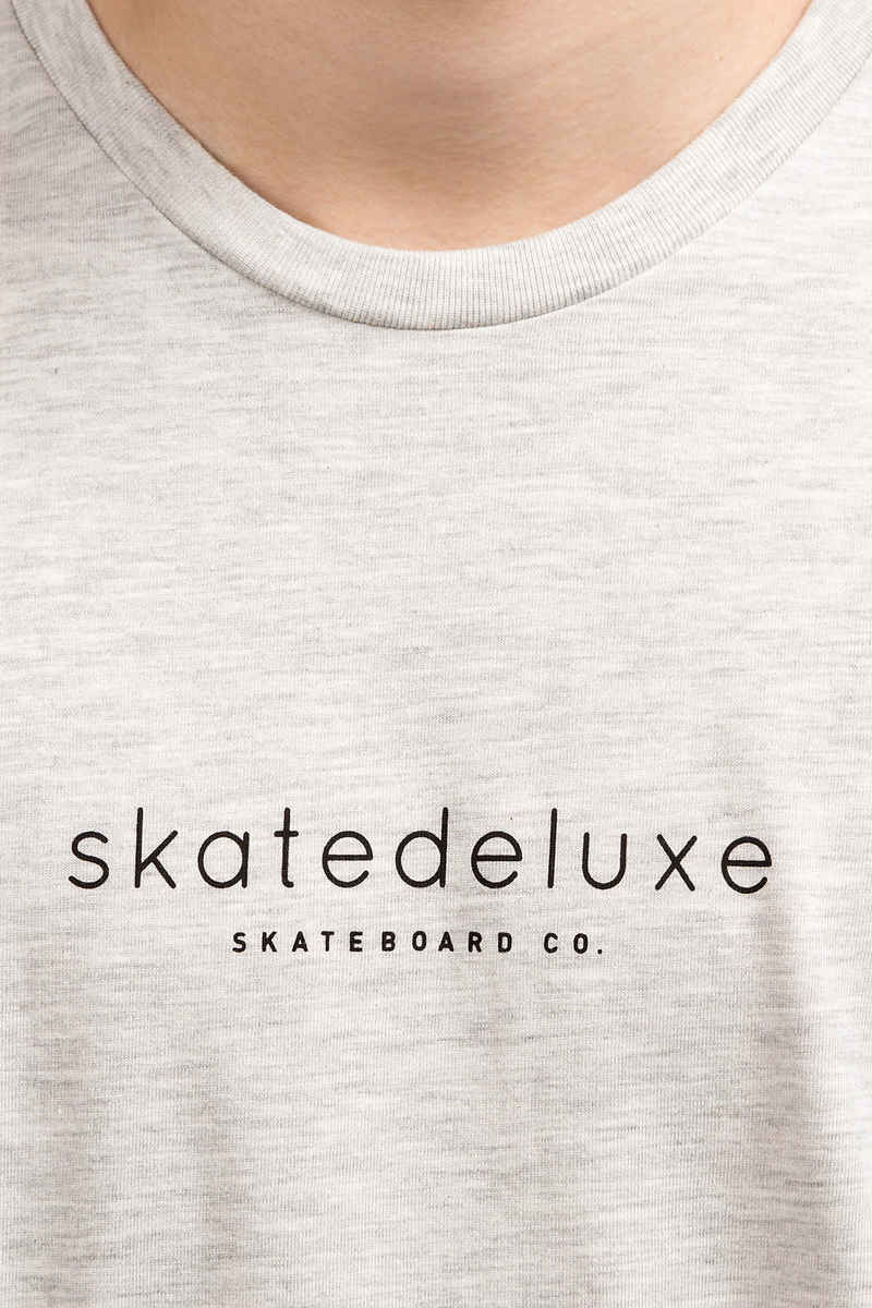 SK8DLX Modest T-Shirt (white heather)