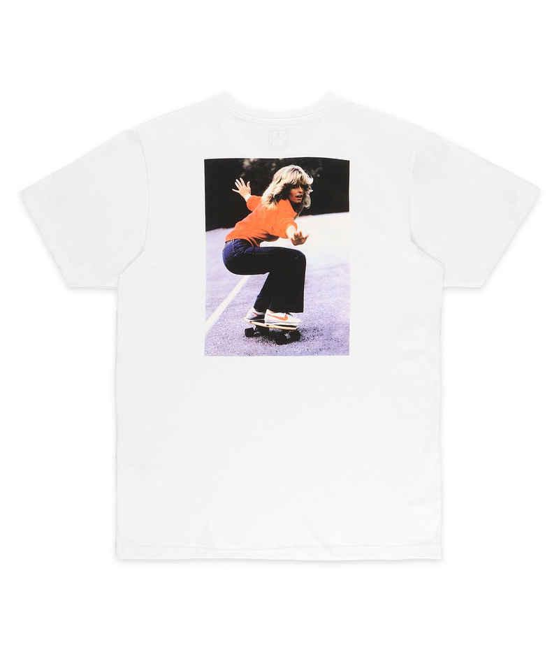 SK8DLX EnVogue Camiseta (white)