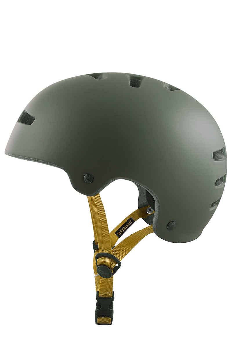 TSG Superlight-Solid-Colors Helmet (satin stone green)