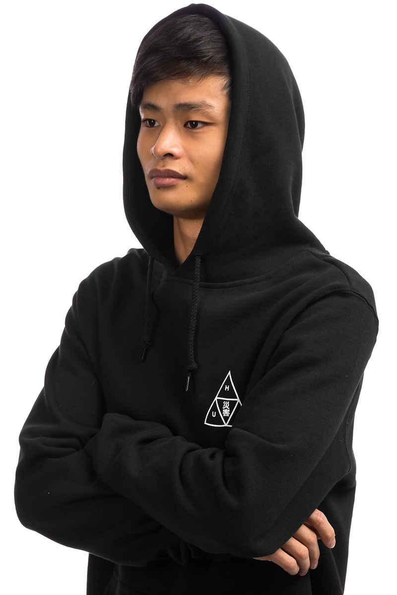 HUF Memorial Triangle Hoodie (black)
