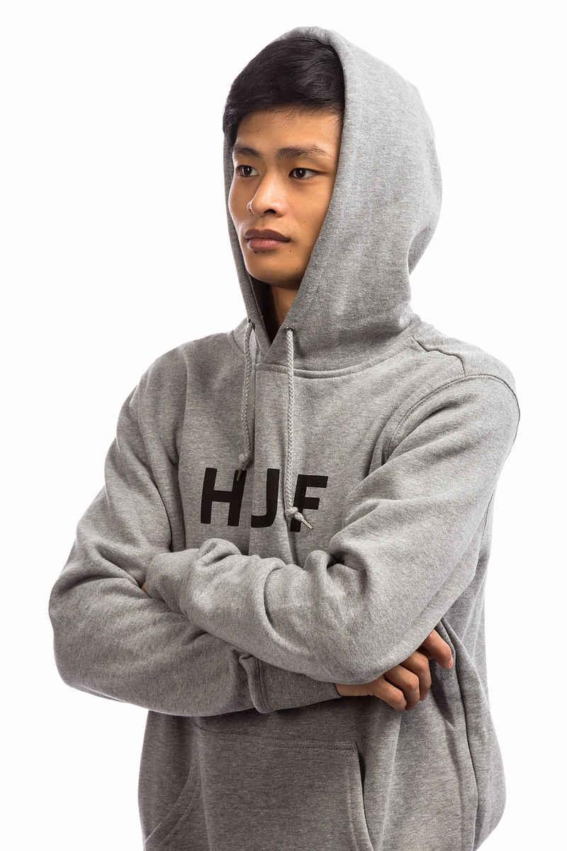 HUF Essentials OG Logo Hoodie (heather grey)