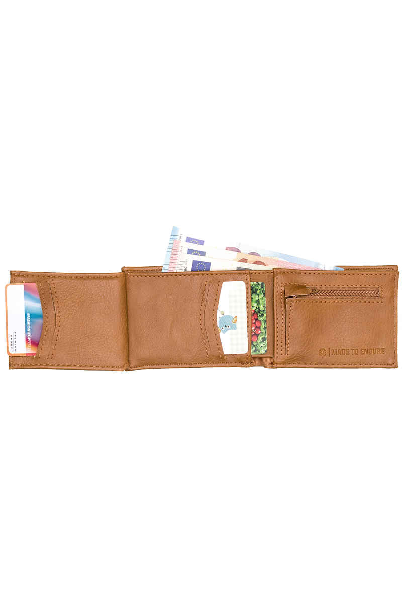 Element Segur Portefeuille (rust brown)
