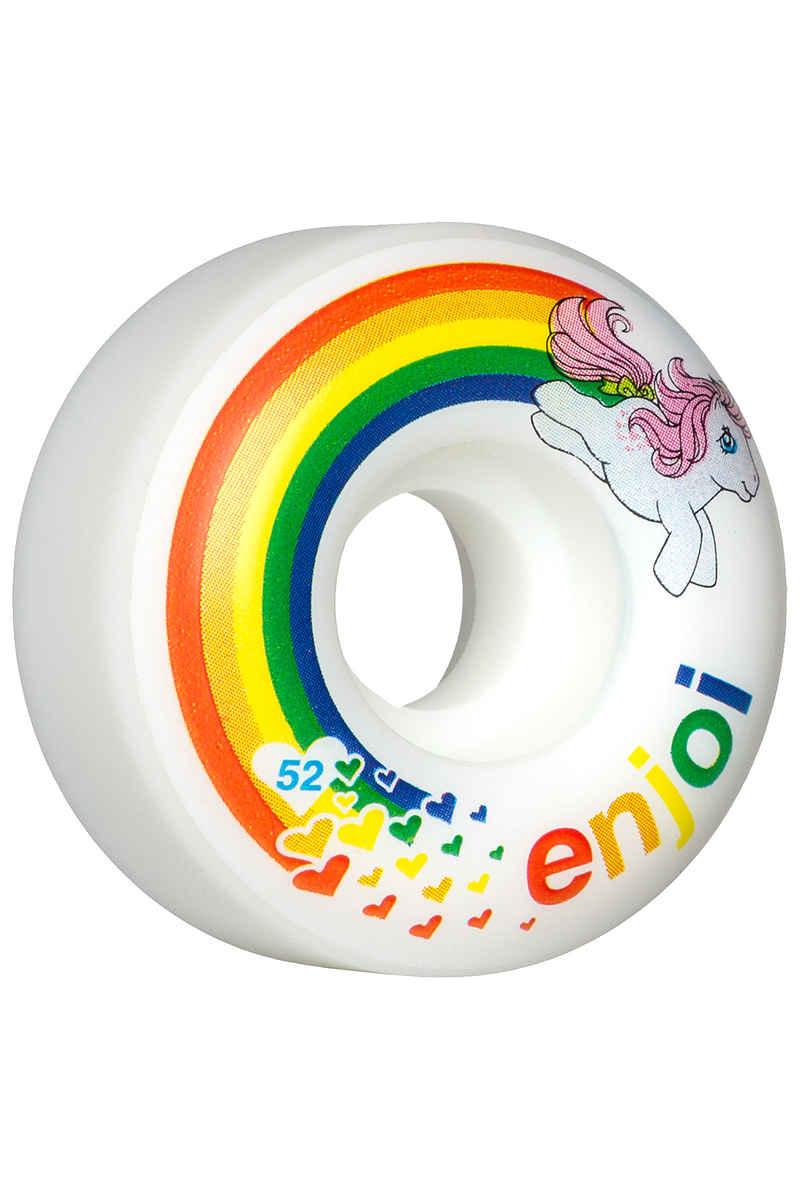 Enjoi Snuzzle Rueda (white) 52mm 99A Pack de 4